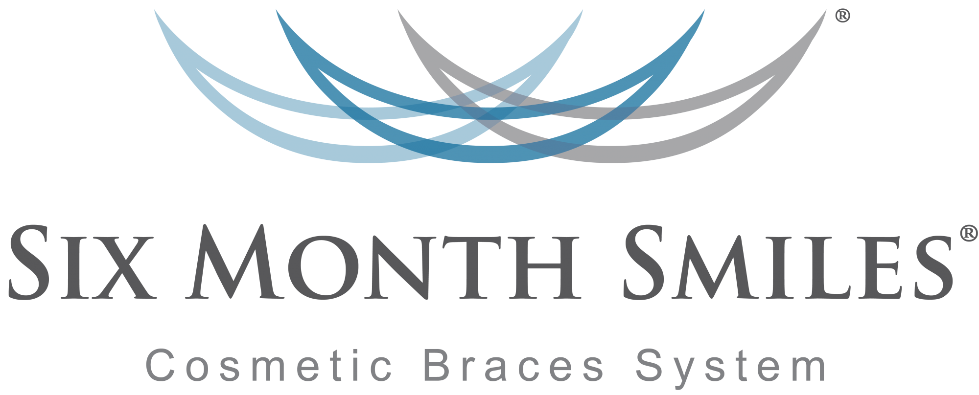 Six Month Smiles Logo Transparent